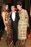 Bianca Brandolini, Giambattista Valli, and Giovanna Battaglia. Source: Neil Rasmus/BFAnyc.com