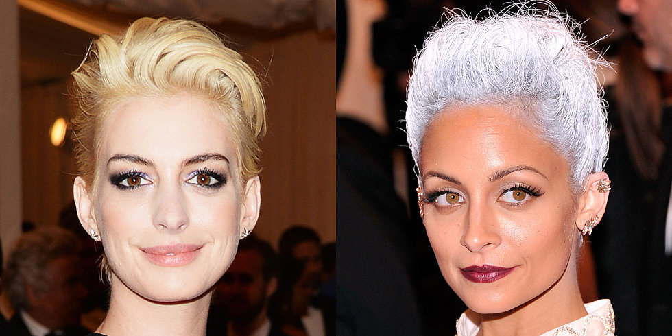 Shocking Beauty Looks From Anne Hathaway, Nicole Richie, and More!