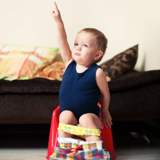 12 Mom Secrets to Potty Training