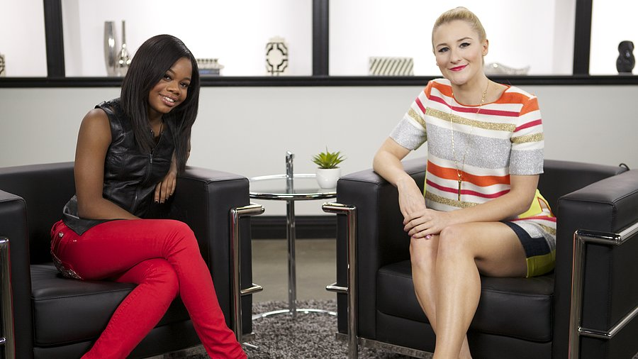 "Gymnast Gabby Douglas on Her New Book and ""Exciting"" Plan to Return to the Olympics"