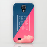 An eye-catching reminder to Free Your Mind ($35).