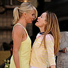 Cameron Diaz and Leslie Mann Filming The Other Woman Photos