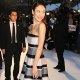 One to Watch: Olga Kurylenko Delivers High Fashion Over and Over