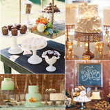11 Darling Wedding Dessert Tables, From Rustic to Romantic