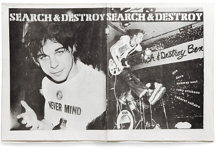 Printed Matter Search & Destroy: DNA, Devo, Subway Sect & More