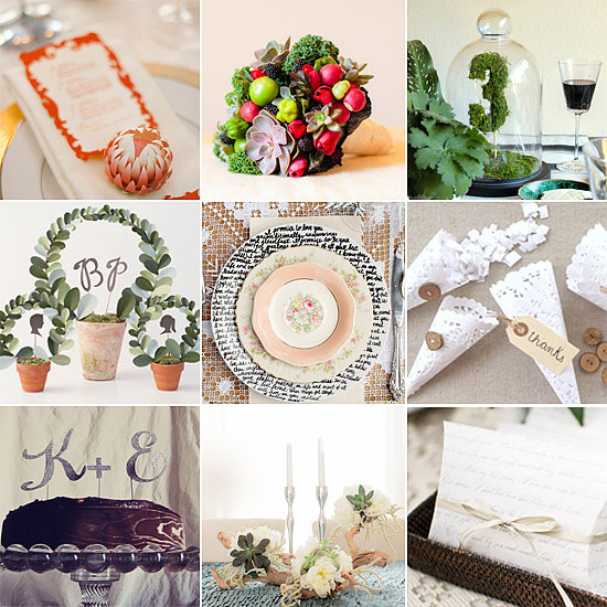 60 DIYs to Add Personality and Style to Your Wedding