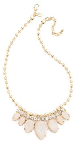 Club monaco Opal Statement Necklace