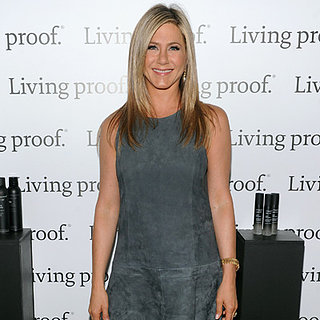 Jennifer Aniston Pictures at Living Proof Web Series Launch