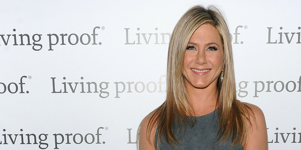 Find Out Whose Picture Jennifer Aniston Took to the Salon