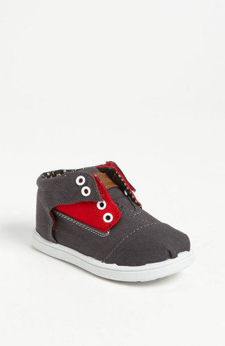 TOMS 'Botas - Tiny' Slip-On (Baby, Walker & Toddler)