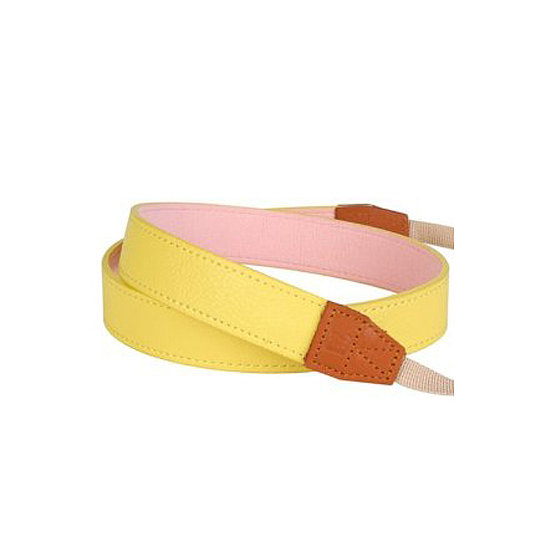 Sweety Lemon Camera Strap