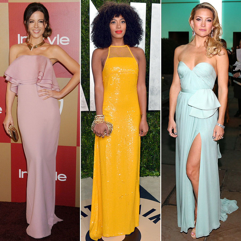 27 Celebrity Gowns to Inspire Your Bridesmaid (and Maid of Honor) Look