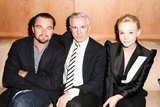 Leonardo DiCaprio partied with his Great Gatsby costar Carey Mulligan and their director Baz Luhrmann at an event for their film in May in NYC. Source: Matteo Prandoni/BFAnyc.com