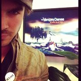 Ian Somerhalder showed a peek at the mixing stage of The Vampire Diaires. Source: Instagram user iansomerhalder