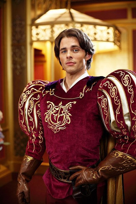 Even at their cheesiest, princes are charming — just look at Enchanted's Prince Edward (James Marsden), who definitely made us swoon.