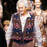 Ottavio Missoni Dies Age 92: See His Life in Pictures