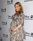Less Than Perfect star Sara Rue birth to daughter Talulah Rue Price in February 2013.