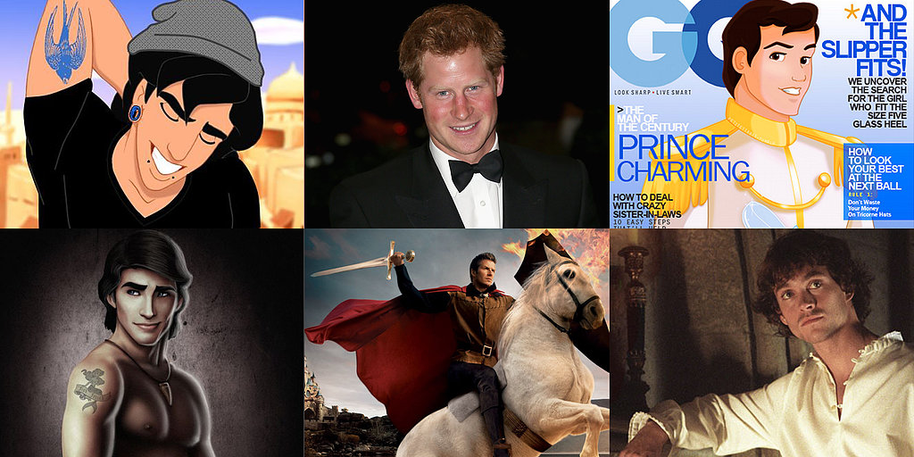 Why We Can't Help but Fall For Prince Charming