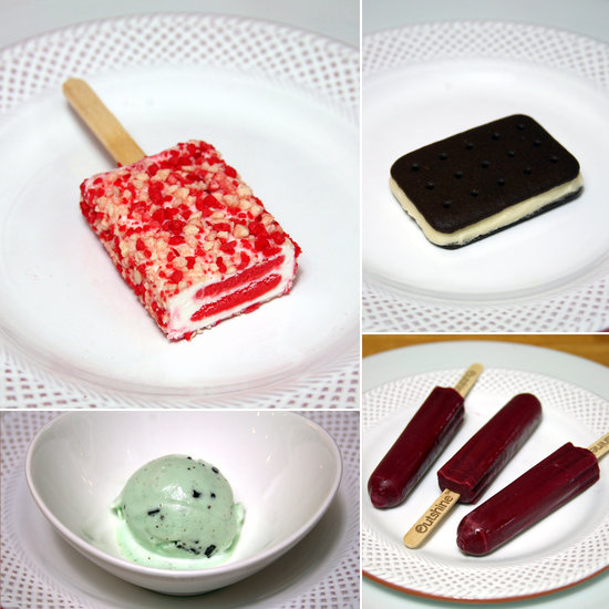 What 100 Calories Look Like: Frozen Treats