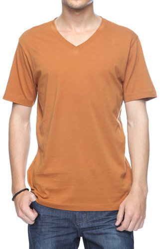 21 MEN Soft V-Neck Tee