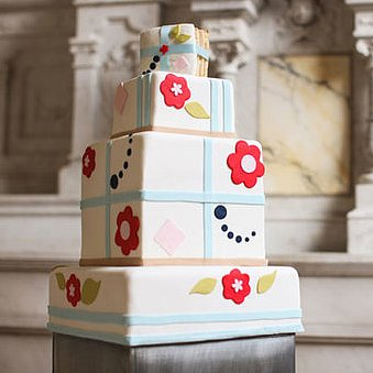 Modern Wedding Cakes