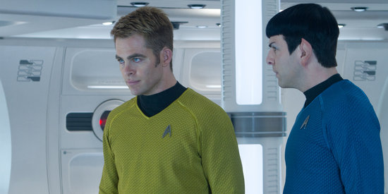Star Trek Into Darkness Stars Benedict Cumberbatch & Chris Pine Talk J.J. Abrams & the Sequel