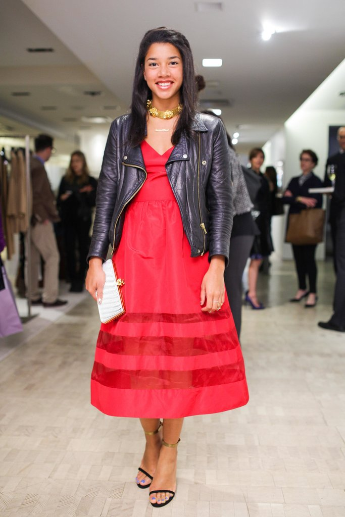 Hannah Bronfman at Reed Krakoff and Bergdorf Goodman's celebration of the Women in Art book release in New York. Source: Angela Pham/BFAnyc.com