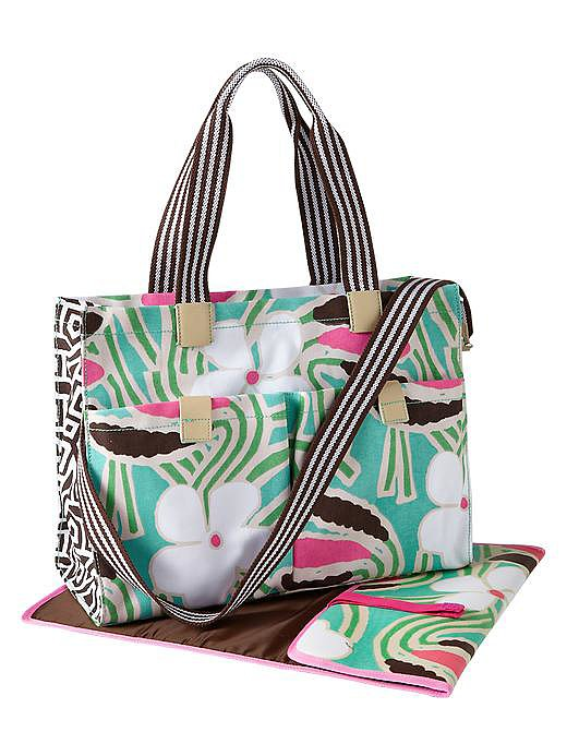 Diane von Furstenberg For BabyGap Diaper Bag