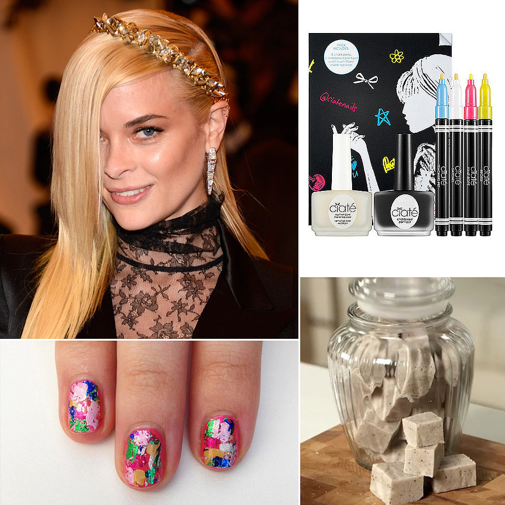 Your Top 10 Pins: Met Gala Hair, Nail Art, and a DIY Body Scrub