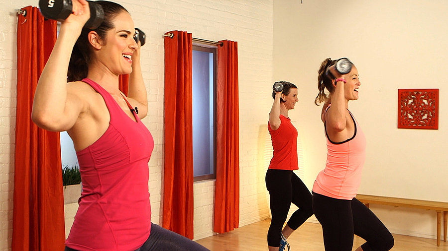 10-Minute Bikini Tone-Up: Arms and Shoulders