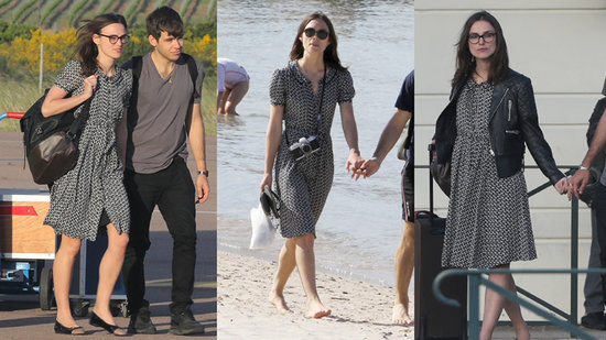 See How Keira Knightley Wears 1 Dress 3 Ways on Her Honeymoon!