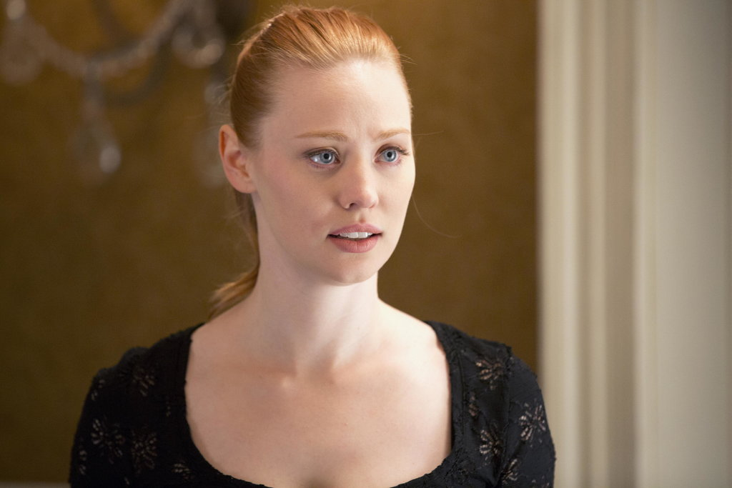 Deborah Ann Woll as Jessica on True Blood.