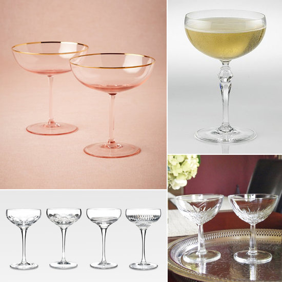 Toast to The Great Gatsby with Inspired Champagne Coupes