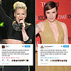 Best, Funniest Celebrity Tweets: Pink, Lena Dunham, Rihanna