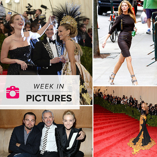 The Week in Pictures: Jennifer And SJP At The Met Gala, Blake Lively, The Great Gatsby & More!
