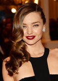 Miranda Kerr's Hollywood glamour