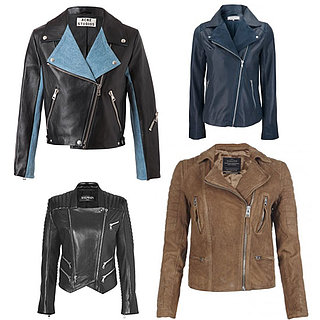Wardrobe Staple: Shop 10 of the Best Leather Biker Jackets