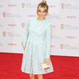 Sienna Miller Proves Why You Should Love the Fit-and-Flare Dress