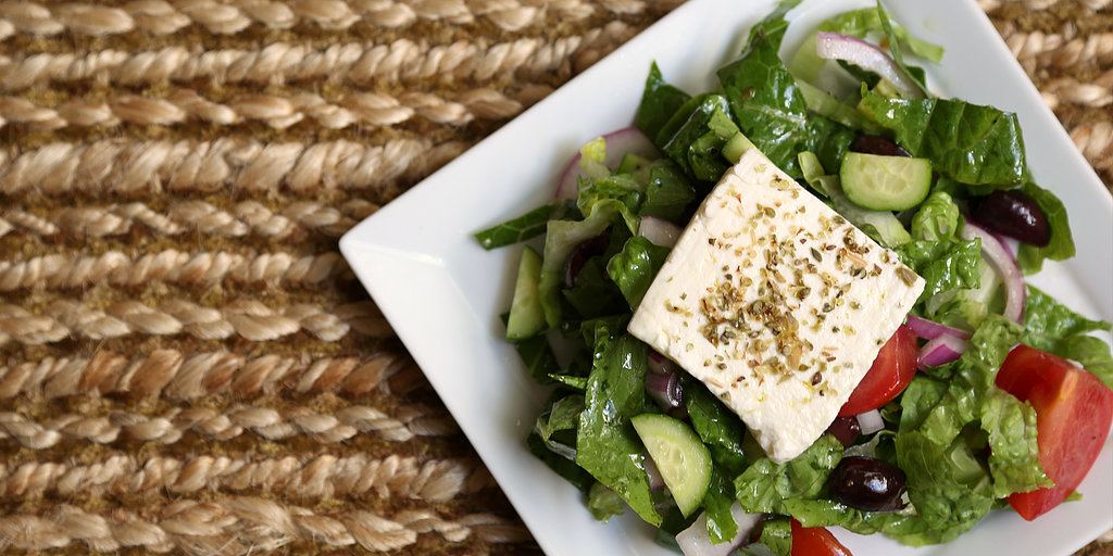 Go Greek With This Salad