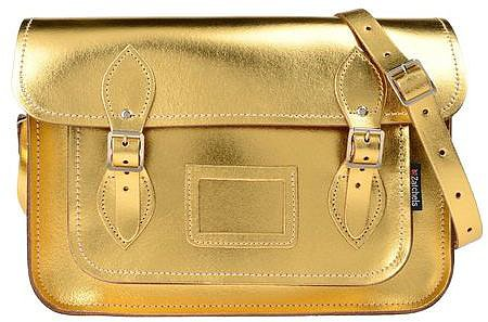 ZATCHELS Medium leather bag