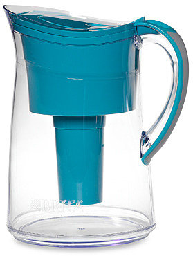 Brita® Vintage Turquoise Water Filter Pitcher