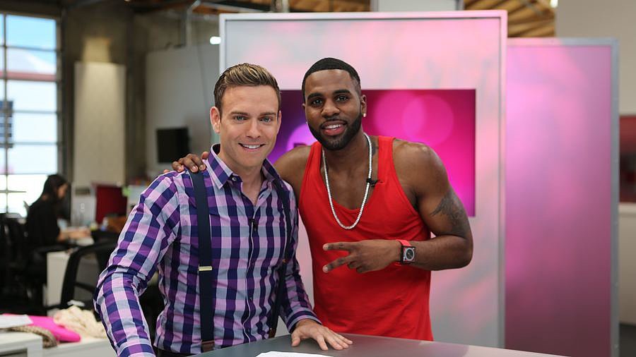 Video: Jason Derulo Talks About Jordin Sparks and Gives Us a Dance Lesson!