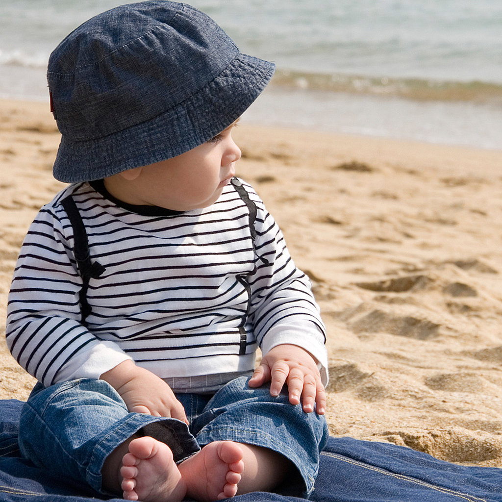 Made in the Shade! 10 Sweet Sun Hats For Summer Babies
