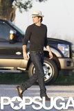 Ian Somerhalder Resurfaces Post Breakup in New Orleans
