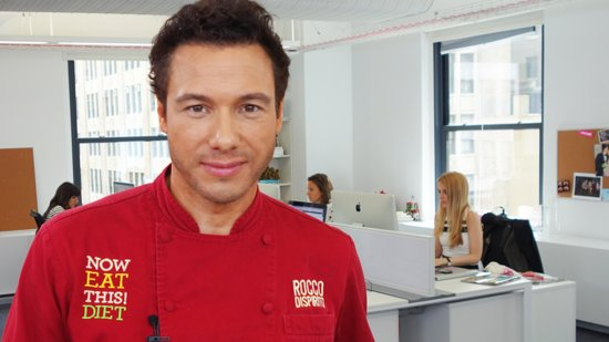 Video: Rocco DiSpirito Shares a Healthy Apple Pie Smoothie!