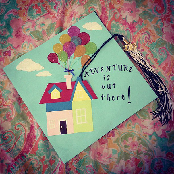 One of the scariest but most exciting parts about graduation? Anticipating what's next.  Source: Instagram user kwask