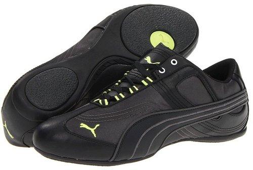 PUMA - Takala Satin Wn's (Black) - Footwear