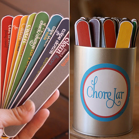 Jar of Chores
