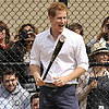 Prince Harry Visits the Jersey Shore | Pictures