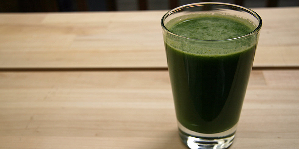 Say Goodbye to Ambien! Sweet Greens Sleepy-Time Juice